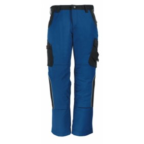 FHB Bruno 130430 Arbeitshose Twill blau