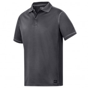 Snickers Workwear 2711 A.V.S. Polo Shirt, Stahlgrau