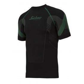 Snickers Workwear 9426 FlexiWork Kurzarm-Shirt, nahtlos