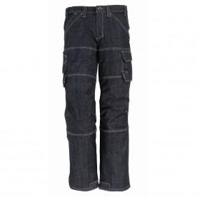 FHB  Wilhelm 22659 Jeans-Arbeitshose XLA (Stretch)
