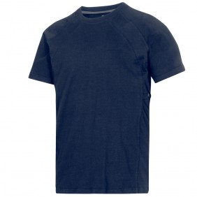 Snickers Workwear 2504 T-Shirt mit MultiPockets, navy
