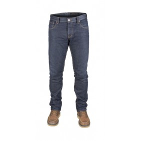 Dunderdon  P49 Cordura jeans Hose capri-blue DW1049270101