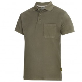 Snickers Workwear 2708, Polo Shirt, olivgrün