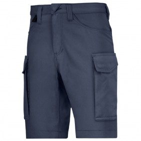 Snickers Workwear 6100 Service Shorts, Navy