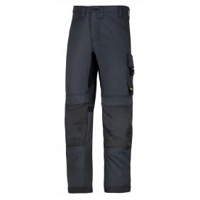 Snickers Workwear 6301 AllroundWork Arbeitshose - stahlgrau