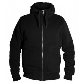 Dunderdon S18 Kapuzen Sweatshirt schwarz DW4018401000