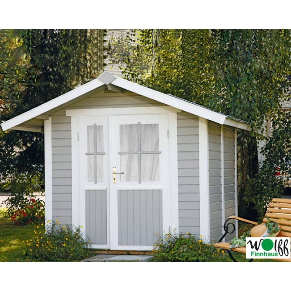 wolff finnhaus gartenhaus sylt 20 online bestellen wolff. Black Bedroom Furniture Sets. Home Design Ideas