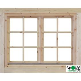 Wolff Finnhaus Doppel-Fenster Alina 28/34 mm