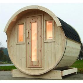 Wolff Finnhaus Saunafass 400 de luxe