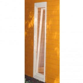 Wolff Finnhaus Einzelfenster Langeoog 58 isolierverglast zum Öffnen