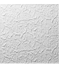 Saarpor Deckenplatte Paris, weiß, 50 x 50 cm, 2 m2