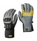 Snickers Workwear 9537 Power Grip Handschuh links