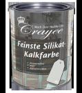 "Crayee Feinste Silikat-Kalkfarbe Basis 01 ""grauweiß"""
