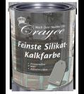 "Crayee Feinste Silikat-Kalkfarbe Basis 05 ""hellgrau"""