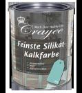 """Crayee Feinste Silikat-Kalkfarbe Basis 09 """"hellblau"""""""