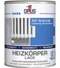 OPUS1 Acryl Heizkörperlack seidenmatt weiß