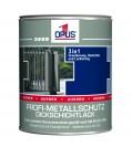 OPUS1 Dickschichtlack Profi-Metallschutzlack 750 ml, Kunstharz-Lack