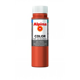 Alpina Abtönpaste Alpina Color Italian Red 250ml