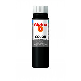 "Alpina Color Abtönpaste ""Night Black"" - 250 ml"
