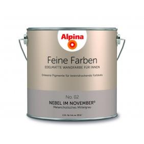 Alpina Feine Farben No. 02 Nebel im  November