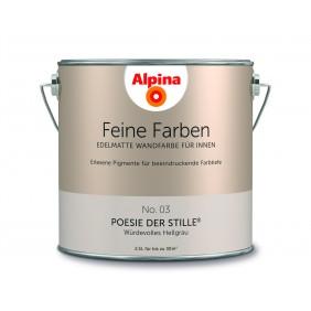 Alpina Feine Farben No. 03  Poesie  der Stille