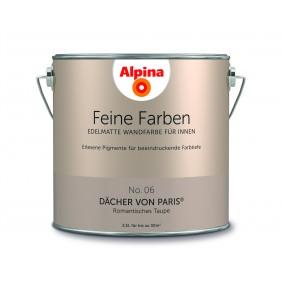 Alpina Feine Farben No. 06  Dächer von Paris