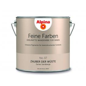 Alpina Feine Farben No. 07  Zauber  der Wüste