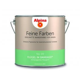 Alpina Feine Farben No. 09  Flügel in  Smaragd