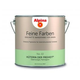 Alpina Feine Farben No. 10  Hüterin  der Freiheit