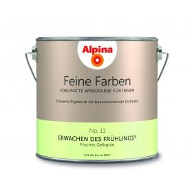 Alpina Feine Farben No. 11  Erwachen  des Frühlings