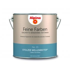 Alpina Feine Farben No. 13  Stolzer  Wellenreiter