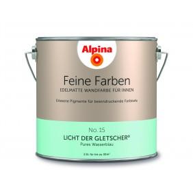 Alpina Feine Farben No. 15  Licht der  Gletscher