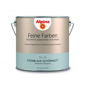 Alpina Feine Farben No. 16  Steinblaue Schönheit