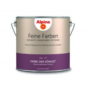 Alpina Feine Farben No. 17  Farbe der  Könige