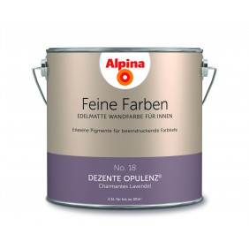 Alpina Feine Farben No. 18  Dezente  Opulenz