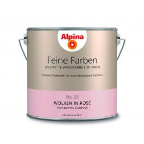 Alpina Feine Farben No. 23  Wolken  in Rosé