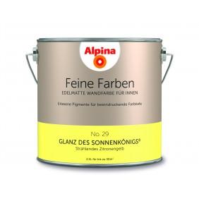 Alpina Feine Farben No. 29  Glanz des  Sonnenkönigs