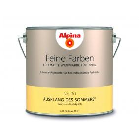 Alpina Feine Farben No. 30  Ausklang des Sommers