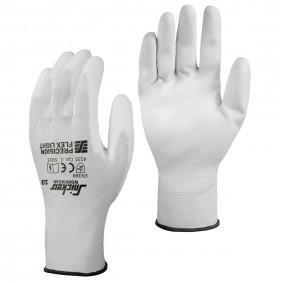 Snickers Workwear 9321 Präzisions FLEX Light Handschuhe PAAR weiß