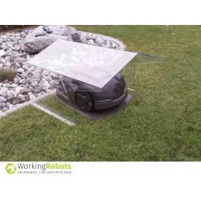 Working Robots Mower-Haube Polycarbonat - klein