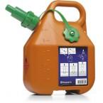 Husqvarna Benzinkanister, 6 Liter in orange