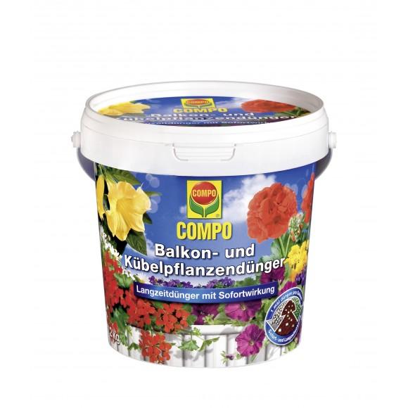 COMPOBalkon- und Kübelpflanzendünger