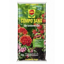 COMPO SANA Geranienerde 70 L