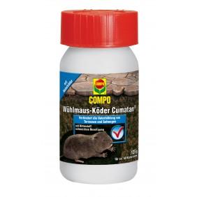 COMPO Wühlmausköder Cumatan® 125 g