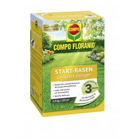 COMPO FLORANID Start-Rasen Langzeit-Dünger