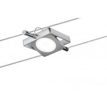 Paulmann Smart Seilspot MacLED 4W DC Chrom matt mit Weißlichtsteuerung