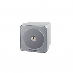 Hörmann Schlüsseltaster STAP 40 für Aufputz inkl. Profil-Halbzylinder