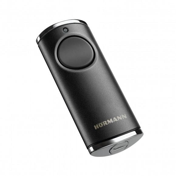 Hörmann Handsender HS 1 BiSecur schwarz inkl. Batterie