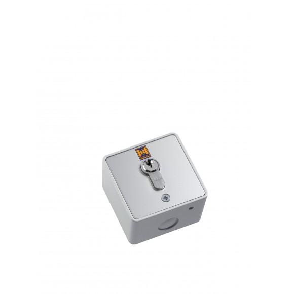 Hörmann Schlüsseltaster ESA 40 für Aufputz inkl. Profil-Halbzylinder