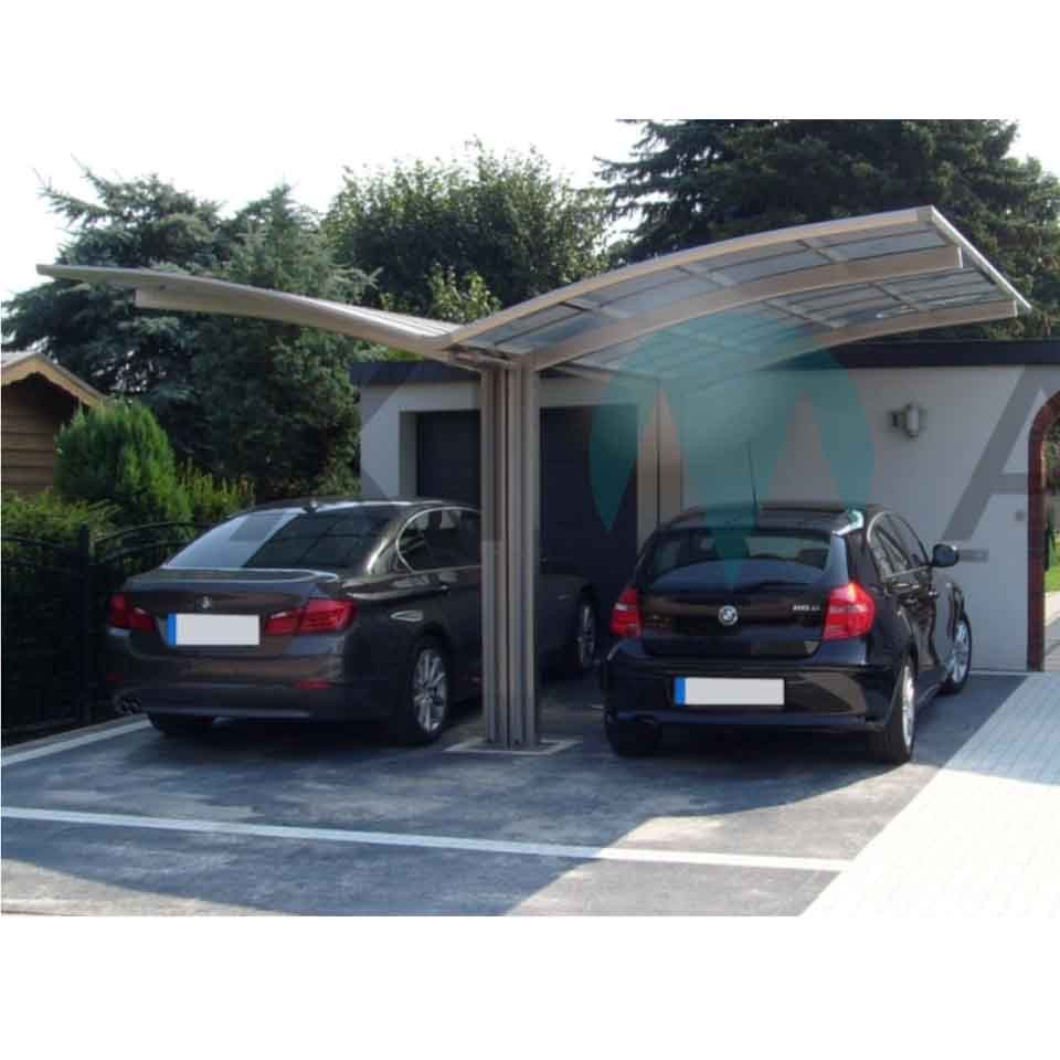ximax carport portoforte typ 80 y ausf hrung 495 x 542 cm. Black Bedroom Furniture Sets. Home Design Ideas